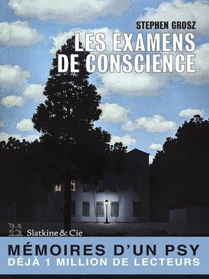 cover image of Les examens de conscience