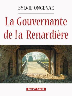 cover image of La Gouvernante de la Renardière