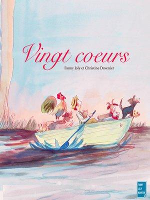 cover image of Vingt cœurs