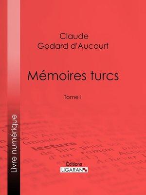 cover image of Mémoires turcs