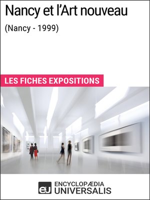 cover image of Nancy et l'Art nouveau (Nancy--1999)