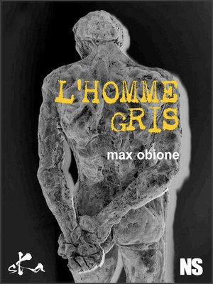 cover image of L'homme gris