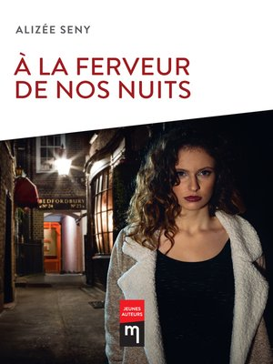 cover image of À la ferveur de nos nuits