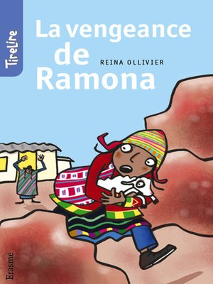 cover image of La vengeance de Ramona