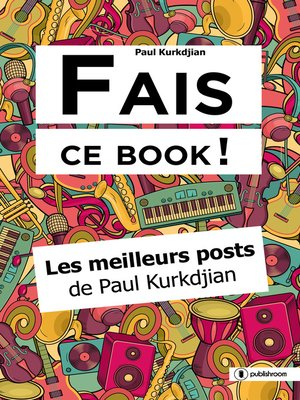 cover image of Fais ce book !