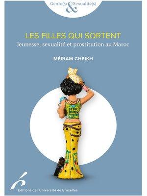 cover image of Les filles qui sortent