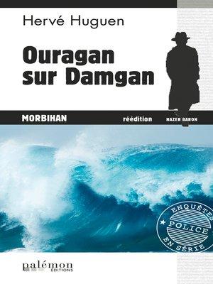cover image of Ouragan sur Damgan