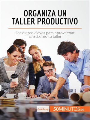 cover image of Organiza un taller productivo