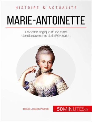 cover image of Marie-Antoinette
