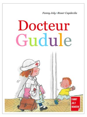 cover image of Docteur Gudule
