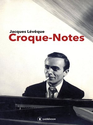 cover image of Croque-notes