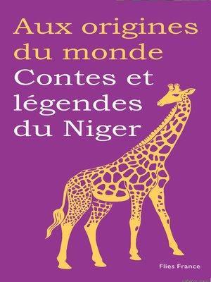 cover image of Contes et légendes du Niger