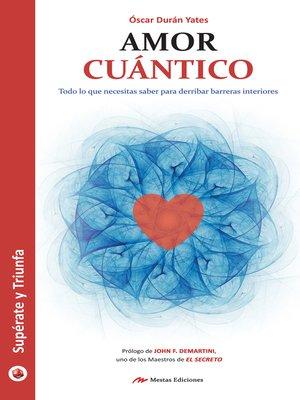 cover image of Amor cuántico