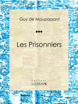 cover image of Les Prisonniers