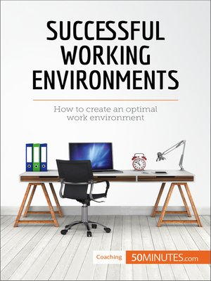 cover image of Successful Working Environments