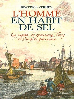cover image of L'homme en habit de sel