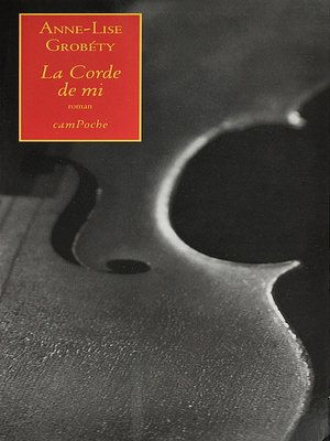 cover image of La Corde de mi