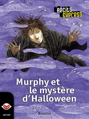 cover image of Murphy et le mystère d'Halloween
