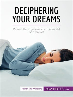 cover image of Deciphering Your Dreams