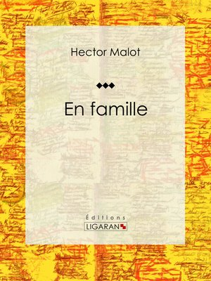 cover image of En famille