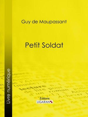 cover image of Petit soldat