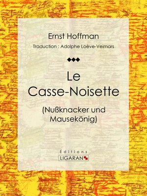 cover image of Le Casse-Noisette
