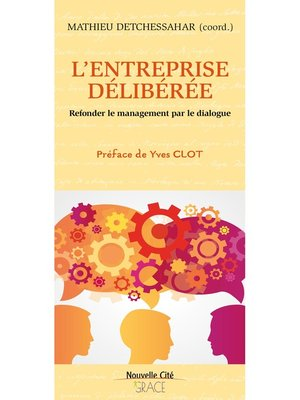 cover image of L'entreprise délibérée