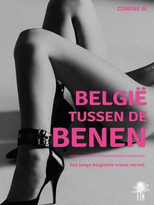cover image of België tussen de benen