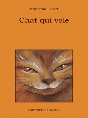cover image of Chat qui vole