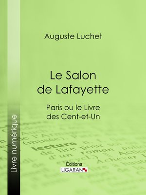 cover image of Le Salon de Lafayette