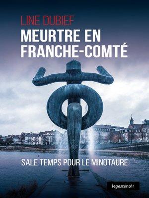 cover image of Meurtre en Franche-Comté