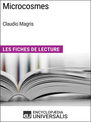 cover image of Microcosmes de Claudio Magris