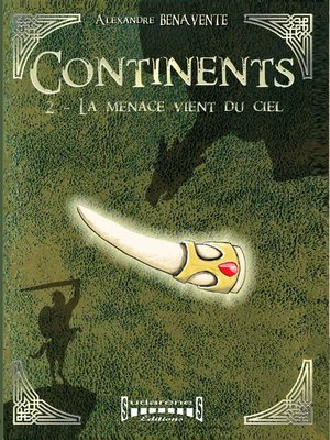 cover image of Continents--tome 2