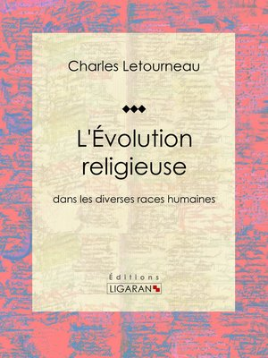 cover image of L'Évolution religieuse