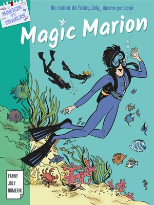 cover image of Magic Marion