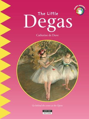 cover image of The Little Degas