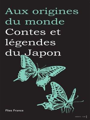 cover image of Contes et légendes du Japon