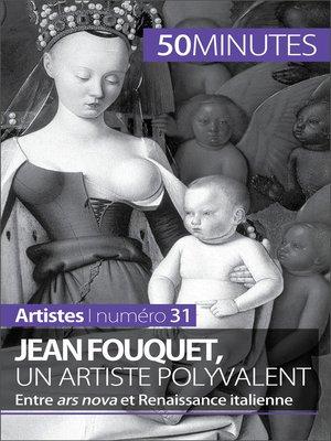 cover image of Jean Fouquet, un artiste polyvalent