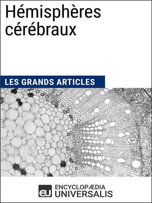 cover image of Hémisphères cérébraux