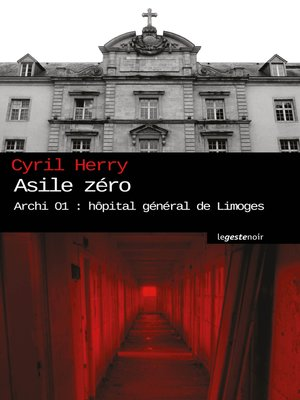 cover image of Asile zéro