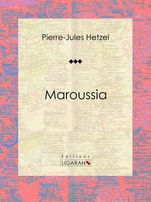 cover image of Maroussia