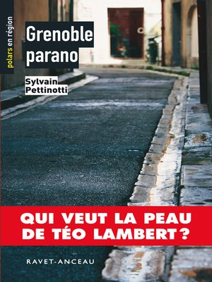 cover image of Grenoble parano