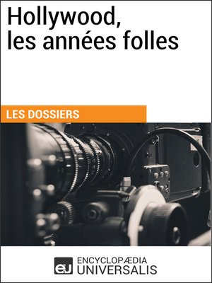 cover image of Hollywood, les années folles