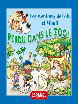 cover image of Perdu dans le zoo !