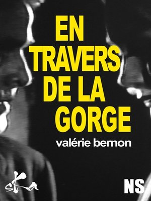cover image of En travers de la gorge