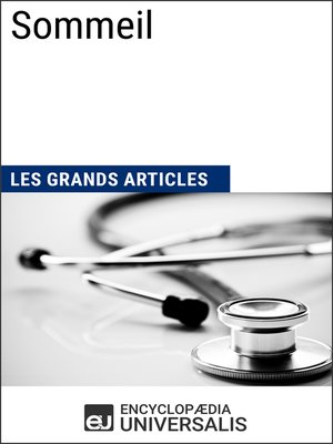cover image of Sommeil