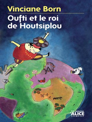 cover image of Oufti et le roi Houtsiplou