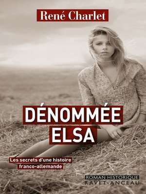 cover image of Dénommée Elsa