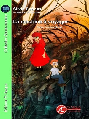 cover image of La machine à voyager