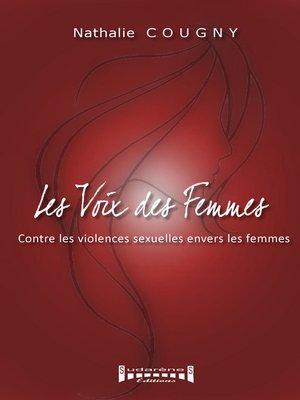 cover image of Les voix des femmes